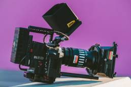 Filmmaking Blog Post - RED Camera
