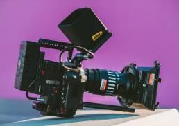Filmmaking Blog Post - RED Camera