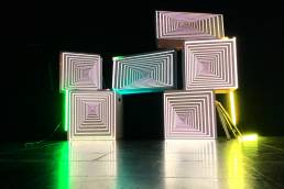 Wayne Sables Project - Projection Mapping