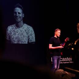 Wayne Sables Project - TEDxDoncaster - Photography