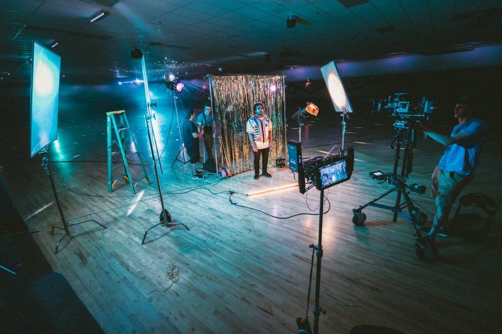 Use of light in filmmaking
